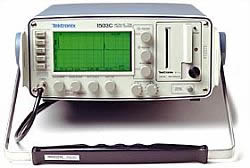 TEKTRONIX 1502C/4 TDR CABLE TESTER, METALLIC, OPT. 4